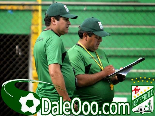 Oriente Petrolero - Eduardo Villegas - Jaime Jemio - DaleOoo.com web del Club Oriente Petrolero