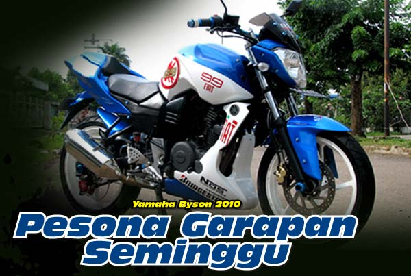 Modif Yamaha Byson Simple
