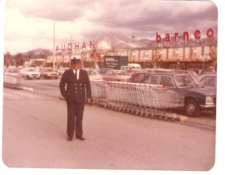 César Rivera - Francia - Toulón - Año 1983