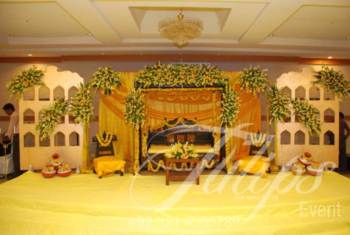 Podium Decoration Designs