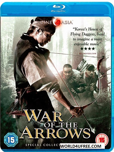 War of the Arrows 2011 Hindi Dubbed 300mb BluRay 480p