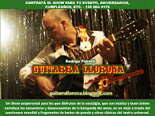 Guitarra Llorona, show en La Plata - 2010