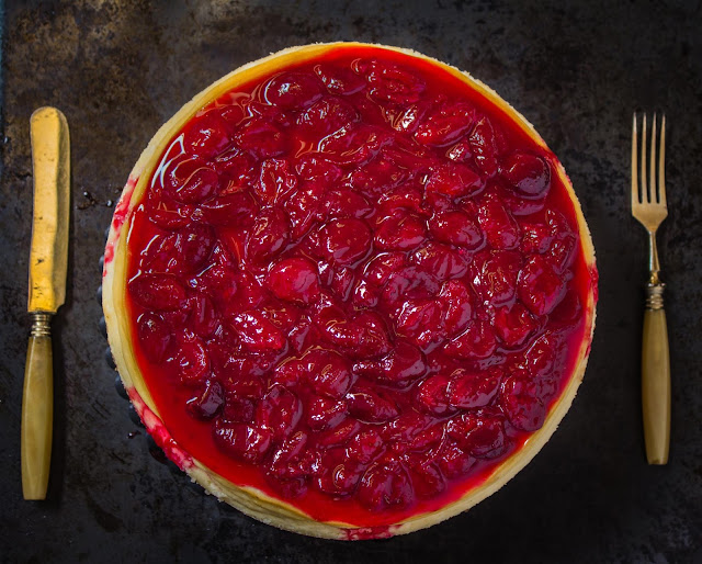 new-york-cheesecake-cerezas