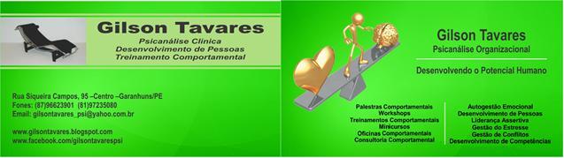 http://gilsontavares.blogspot.com.br/
