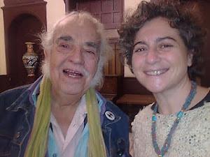 Con Agustín