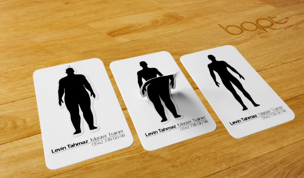 15 clever business cards and creative business card designs part 7