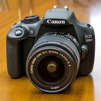 Harga dan Spesifikasi Kamera DSLR CANON EOS 1200D Terbaru Lengkap
