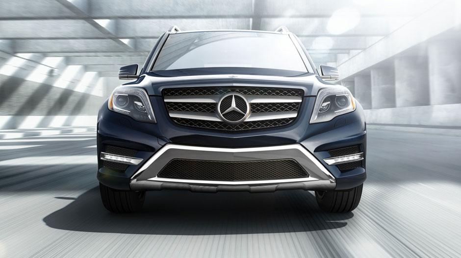 World Automobile Attractions Mercedes Benz Glk Class