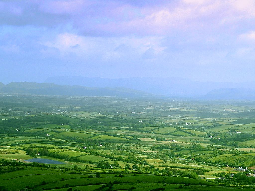 World Visits: Ireland Countryside Best Places To Explore Ierland