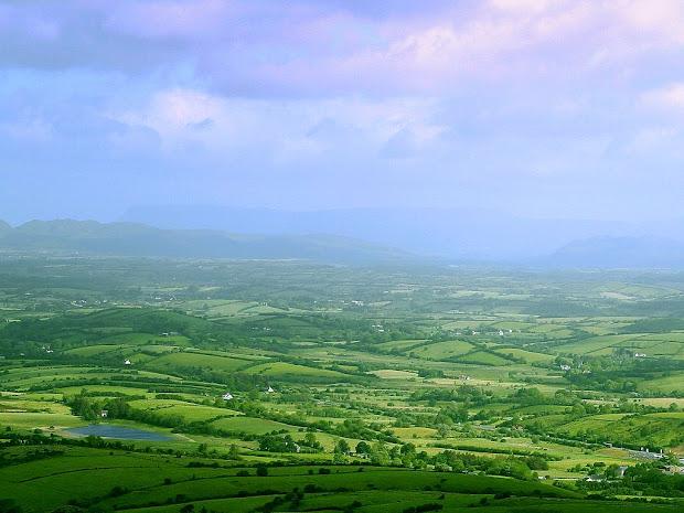 world visits ireland countryside