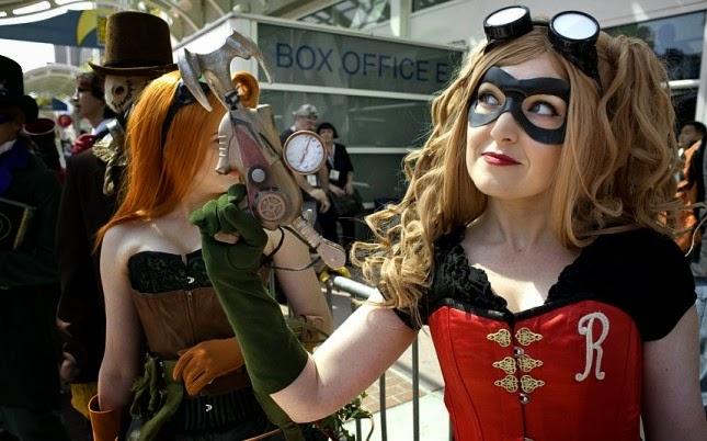 Los 10 Mejores Disfraces para Halloween Inspirados en Comic-Con