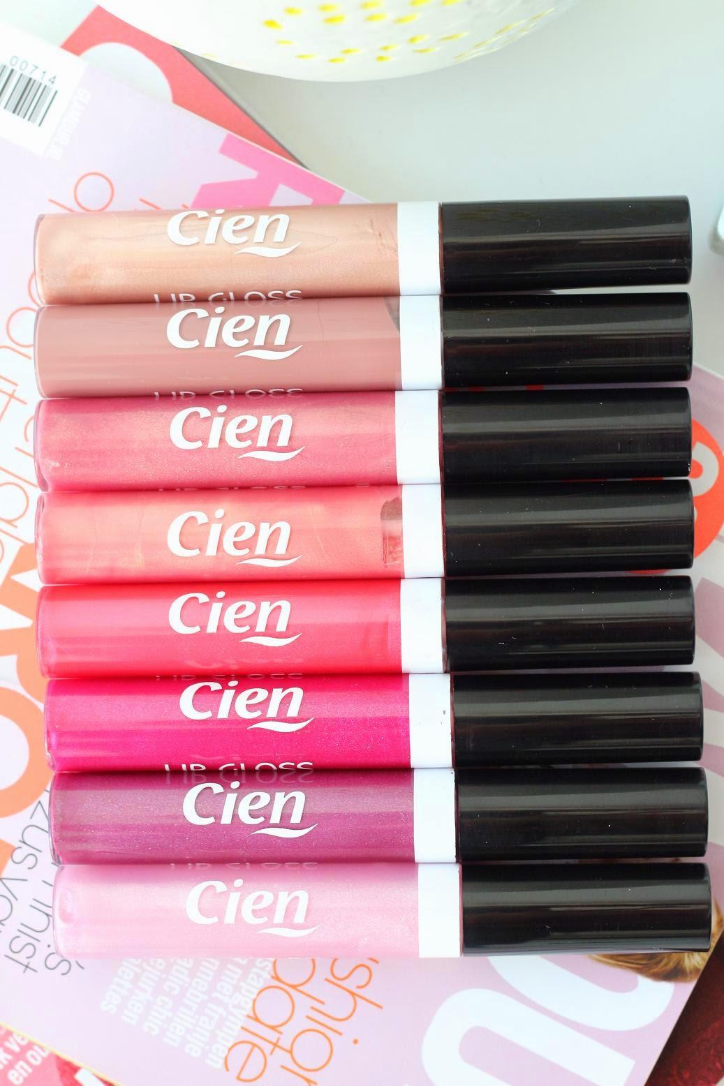 Cien lipgloss