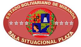 Sala Situacional Plaza
