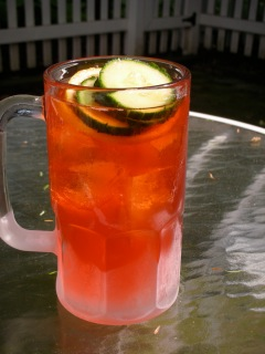 BetumiBlog: Not your Shirley Temple: Nigeria's Chapman drink