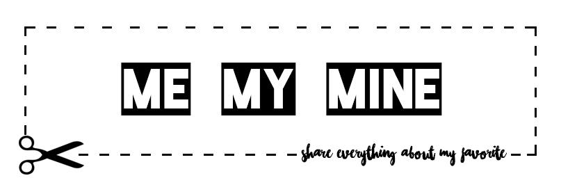 Me My Mine
