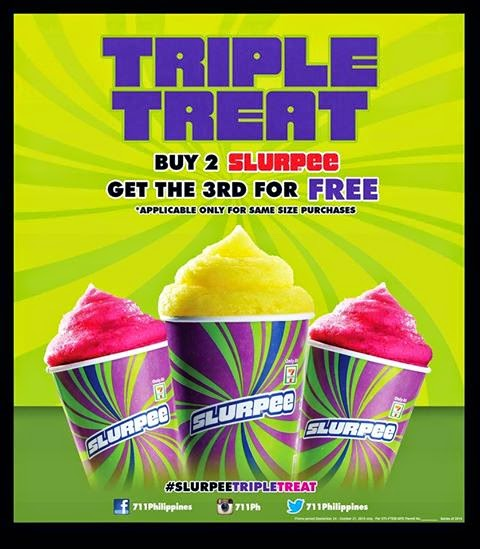 7 eleven, Triple Treat, 7-11