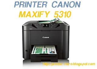 Spesifikasi Printer Canon MAXIFY MB5310