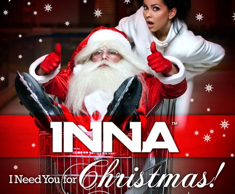 Inna - I Need You For Christmas Lyrics