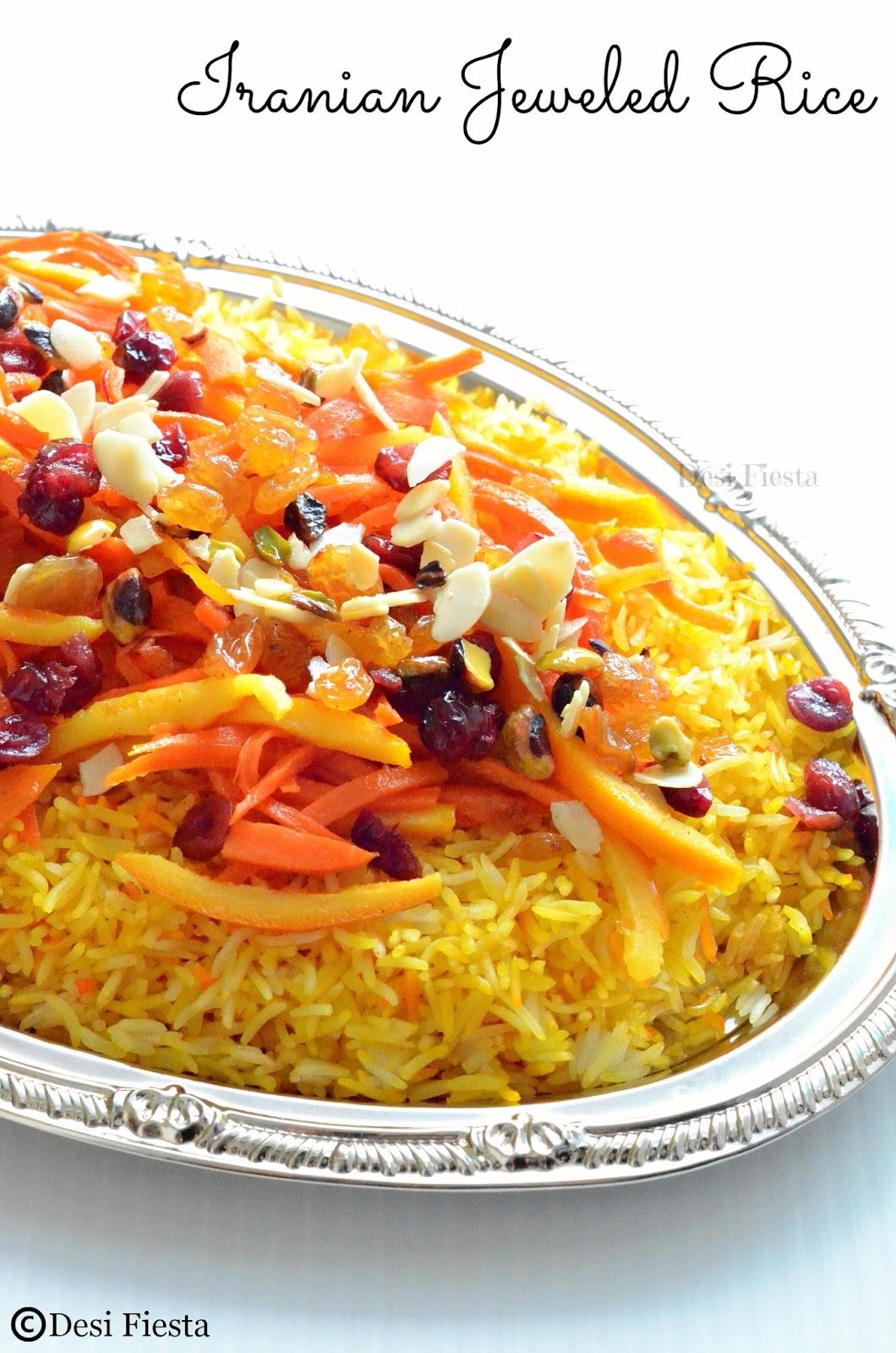 Iranian recipes