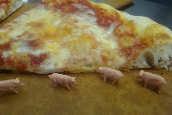 """Sukie"" Pizza from Bisquick"