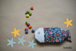 Reciclatex Cómo hacer peces de caramelos para cumpleaños