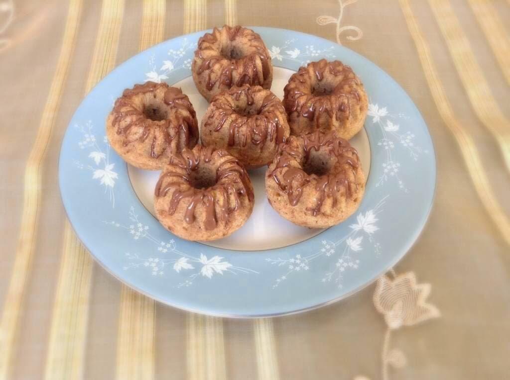 Kabaklı Muzlu Muffin