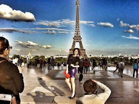 Maytee in Paris!