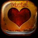 Metal v1.0 | GO Launcher EX Theme