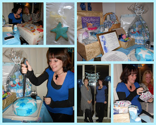 Twinkle Little Star Baby shower Theme