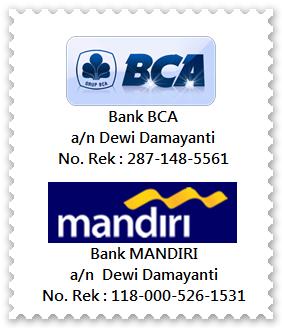 Payment Via Bank Transfer
