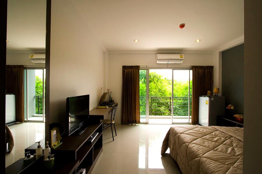 タイ(バンコク)での生活情報 トンブリーの豪華格安賃貸アパート