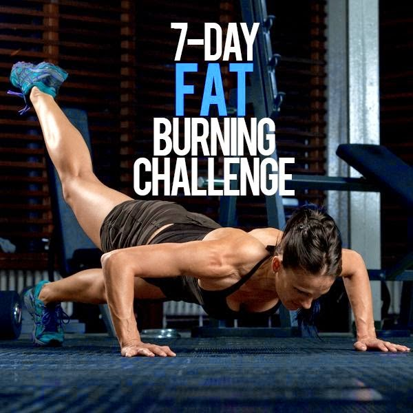 Body Fat Burning Challenge