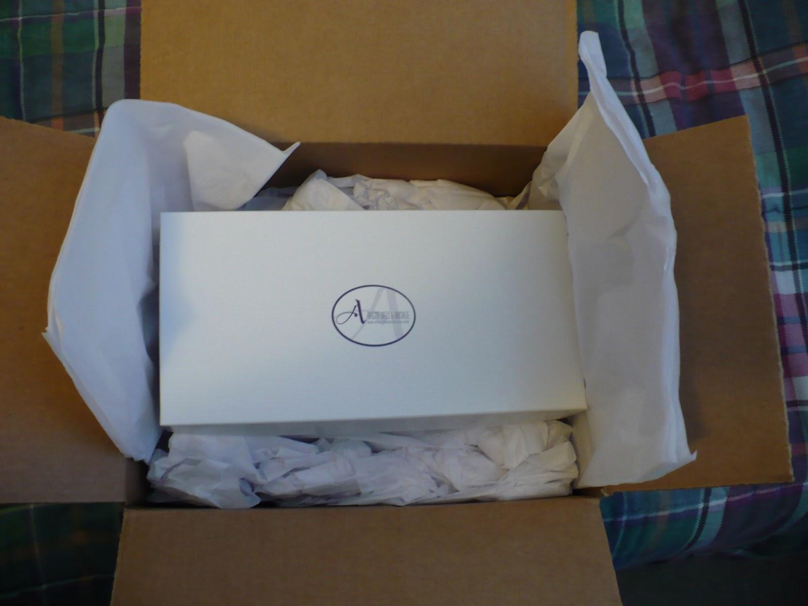 Anson Belt box