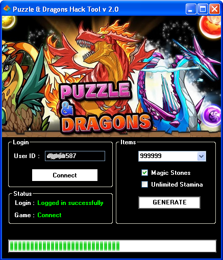 dragons android hack tool torrent, puzzle and dragons Cheats hack Bot