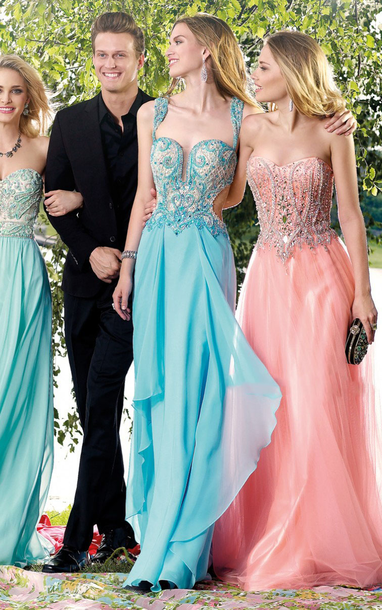Lychees From Leechie: 2016 Prom Dresses Collection From Aisle Style UK
