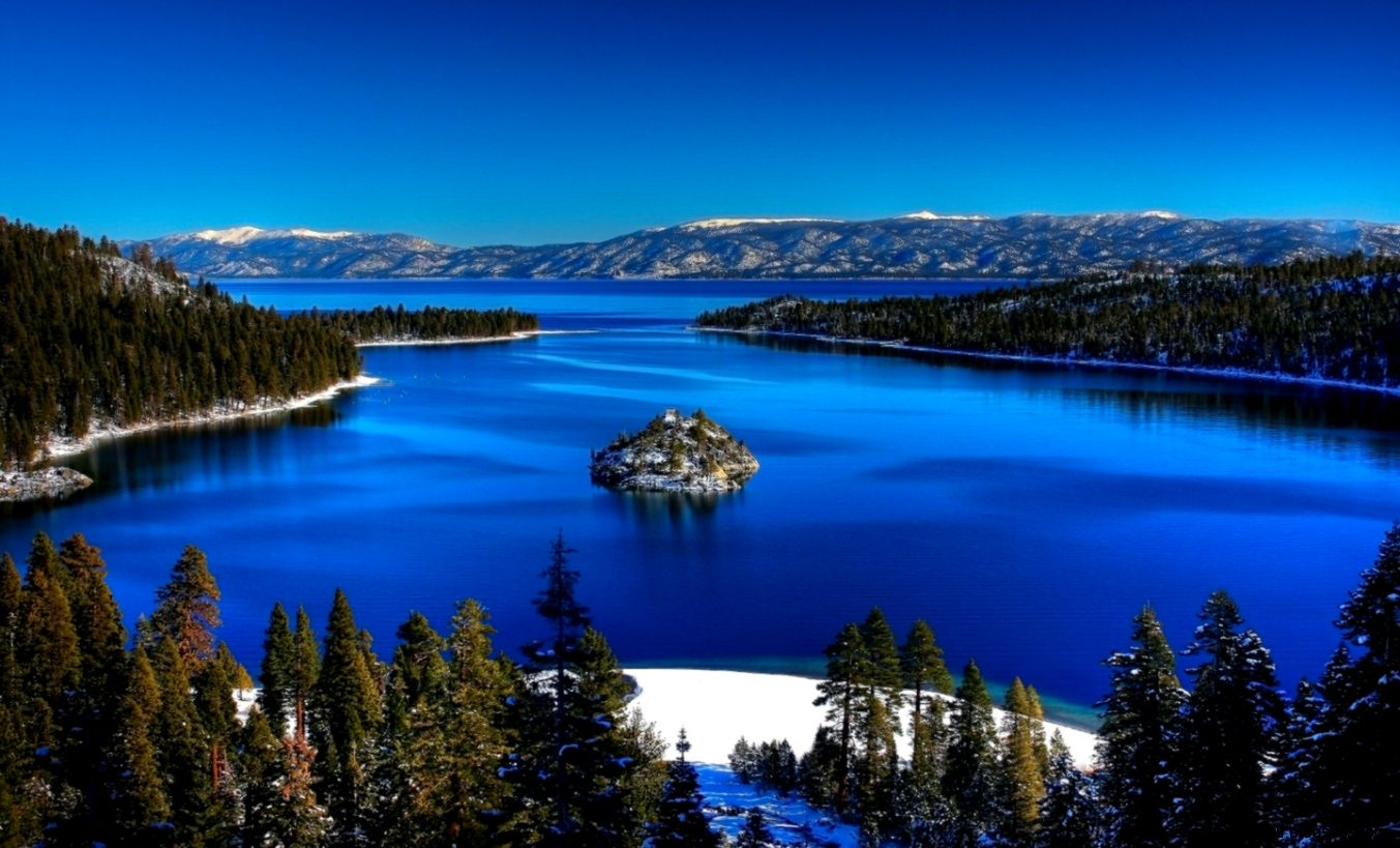 1440x900 Emerald Bay Lake Tahoe Wallpaper Download