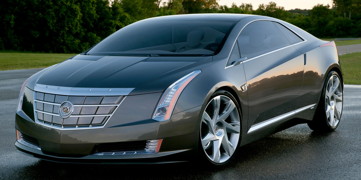 New Cadillac ELR | 2014 Cadillac ELR | Electric Hybrid Car | Cadillac ELR plug-in Hybrid luxury car
