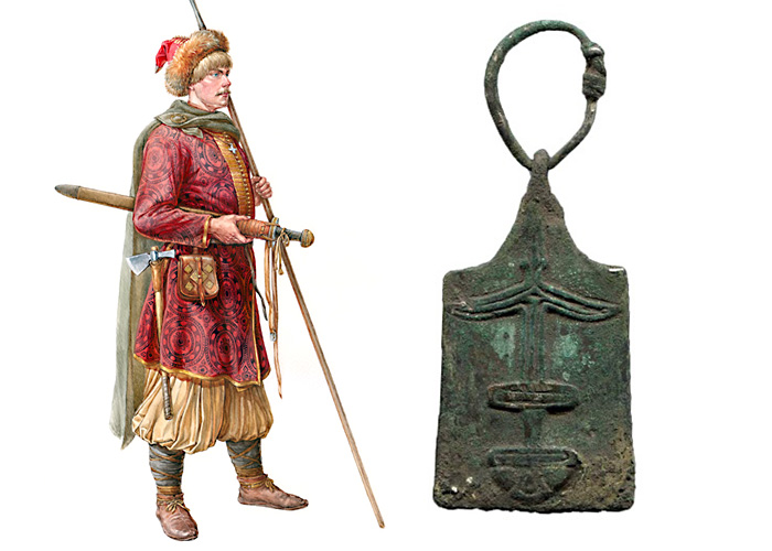 Давньоруські музичні інструменти гусла, роги, бубни, свирілі, пищики, сопілки, деревяні труби