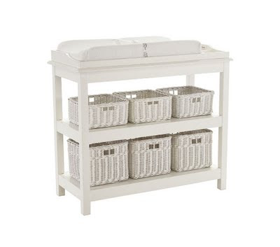I Found Two Local Listings For A Pottery Barn Changing Table In The Exact  Same Collection! Itu0027s The Kendall Changing Table, In White, Pictured Here.