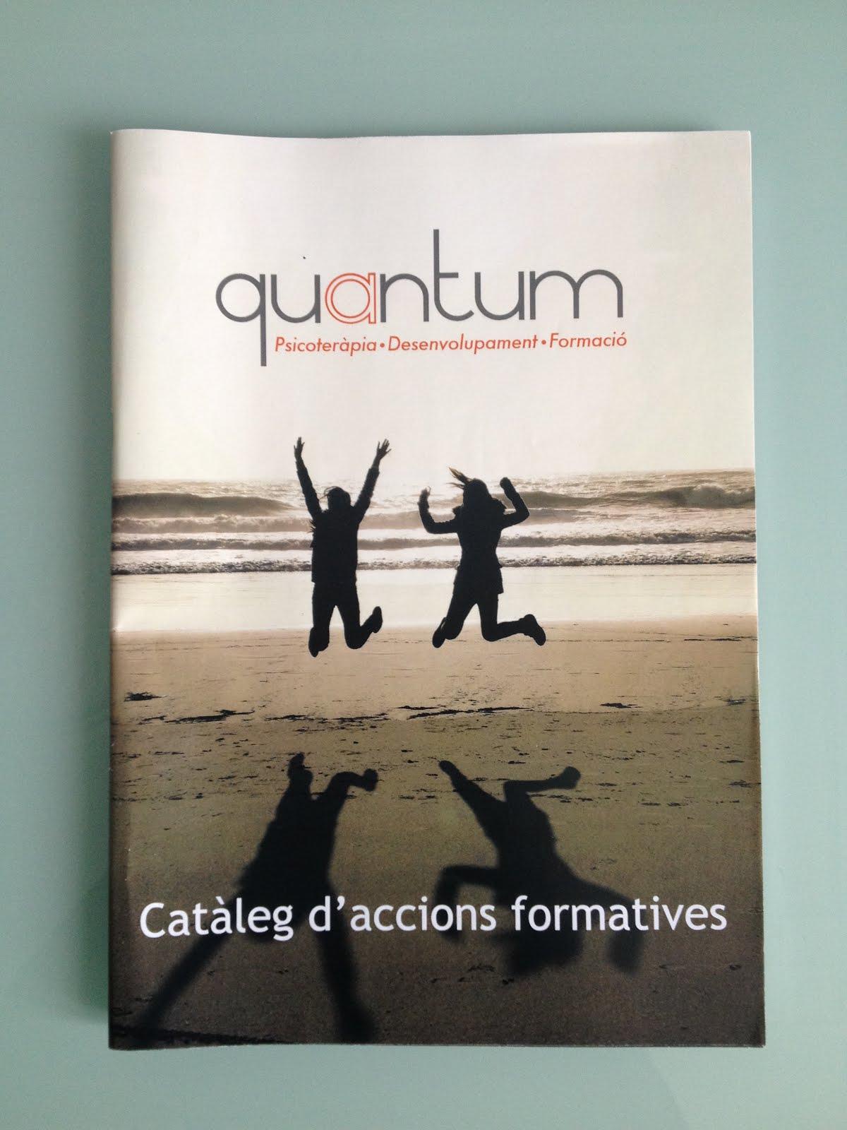 Catàleg d'accions formatives