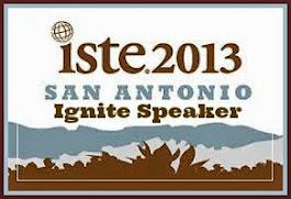 ISTE Ignite Speaker 2013