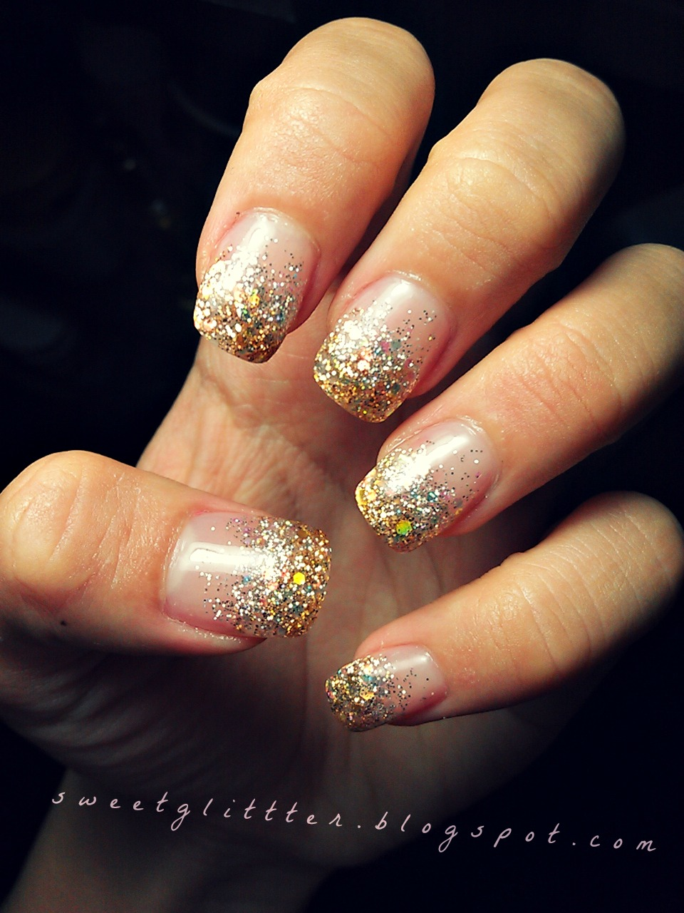 81 Eyecatching Prom Nails For Your Special Day