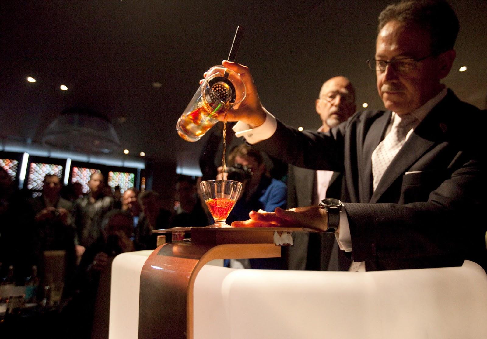 Resultado de imagen para Salvatore's Legacy cocktail