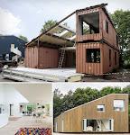 Konteyner Ev Tasarımı