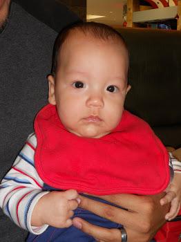 Gabe at 4 months
