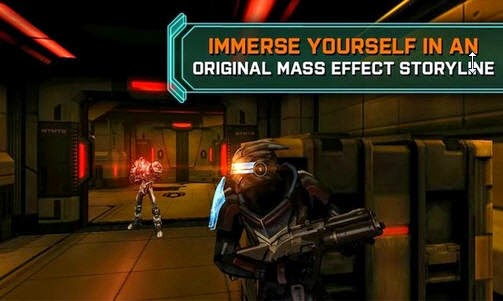 Mass Effect Infiltrator for Android Apk free download