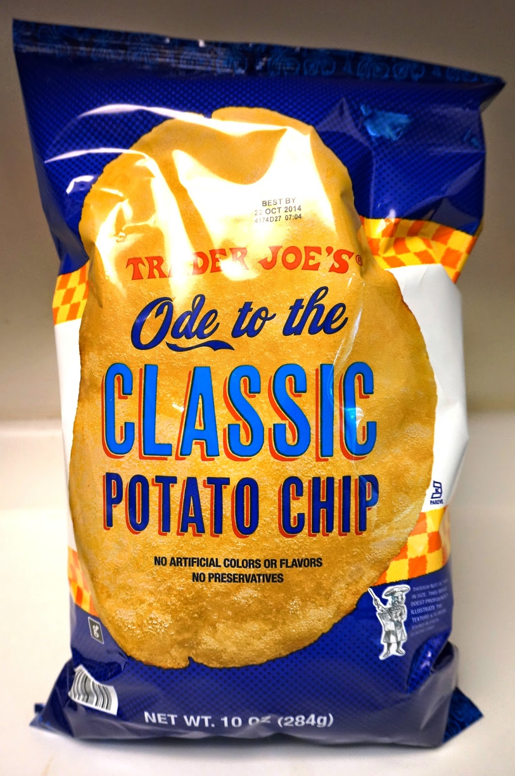 Exploring Trader Joe\'s: Trader Joe\'s Ode To The Classic Potato Chip