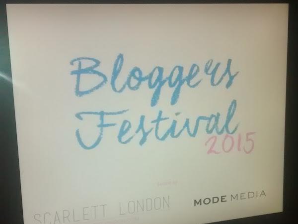 BLOGGERS' FESTIVAL 2015!