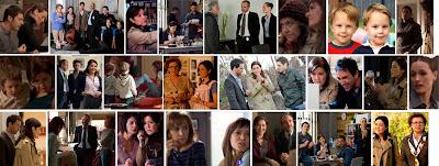 Imágenes de la serie de TVE Los misterios de Laura