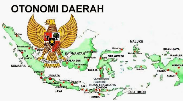 Tujuan Otonomi Daerah